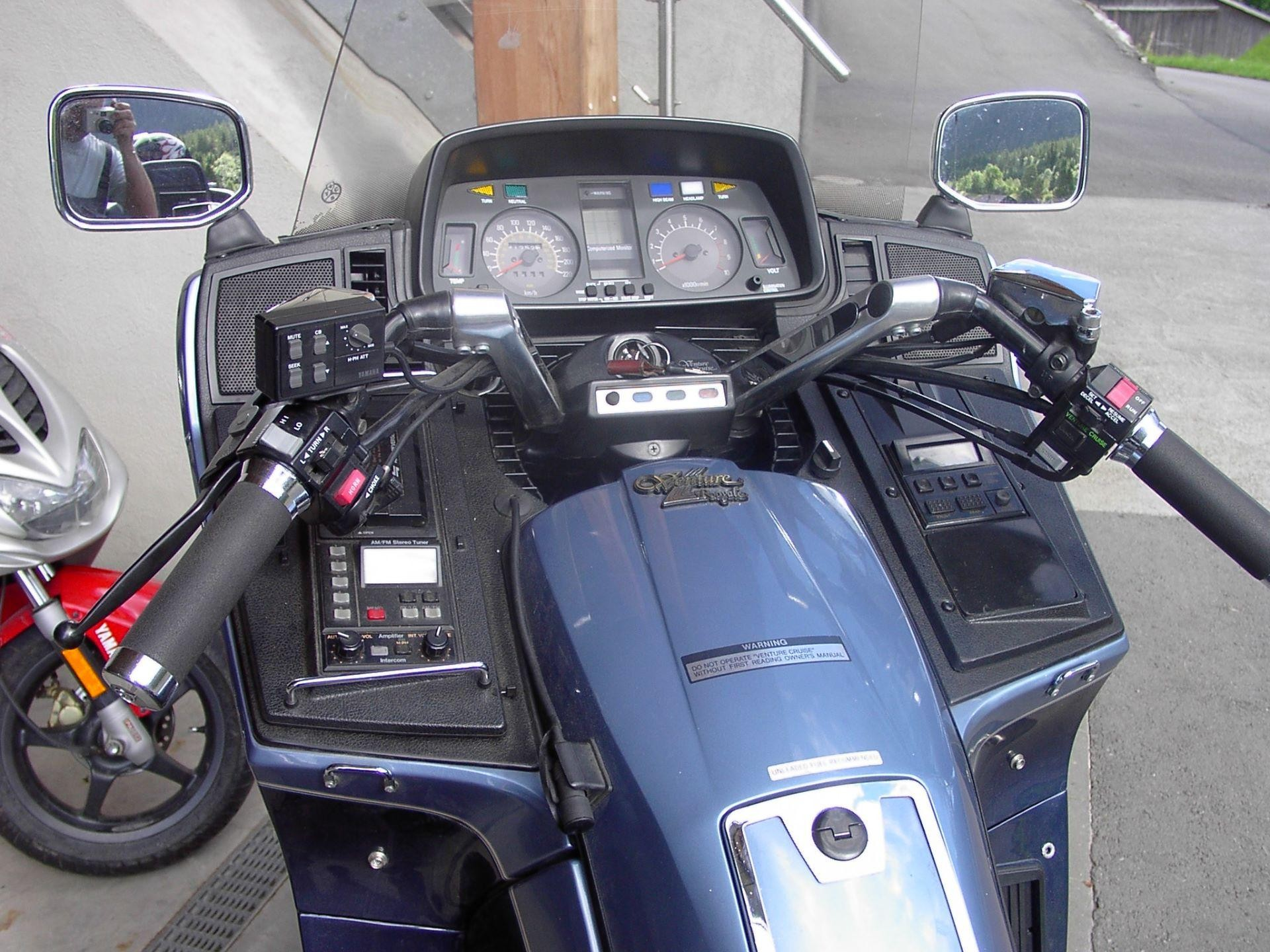 Yamaha Venture Royale