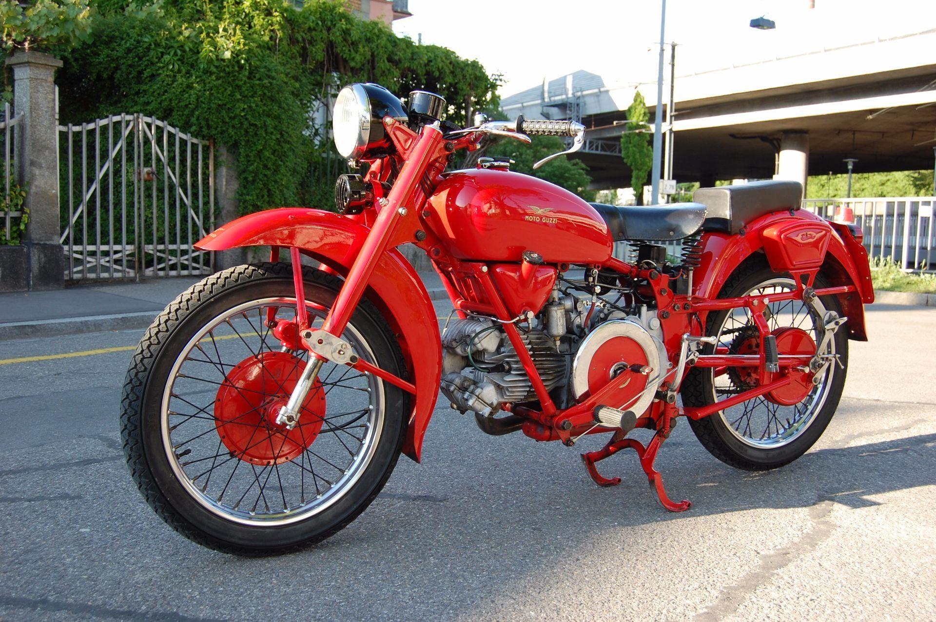 moto guzzi falcone 500 bosshard motos adliswil oldtimer. Black Bedroom Furniture Sets. Home Design Ideas