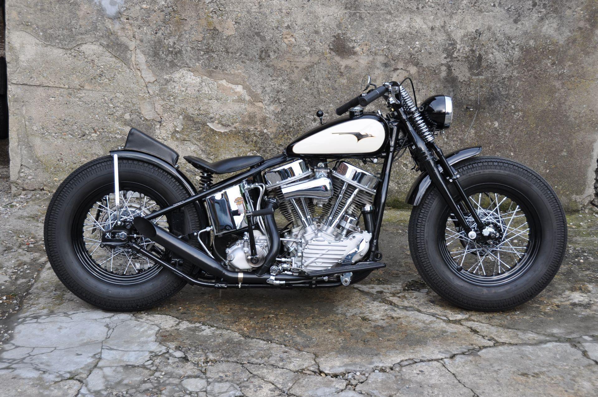 Custom Harley Davidson For Sale In Los Angeles