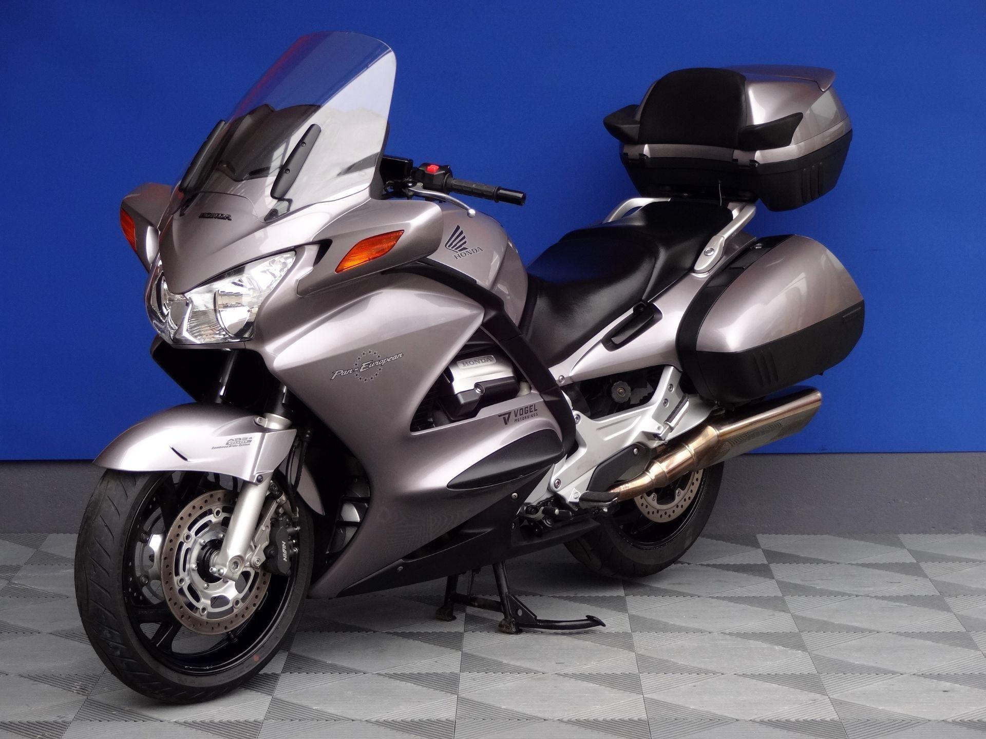 honda st 1300 a pan european abs vogel motorbikes sch pfheim occasion. Black Bedroom Furniture Sets. Home Design Ideas