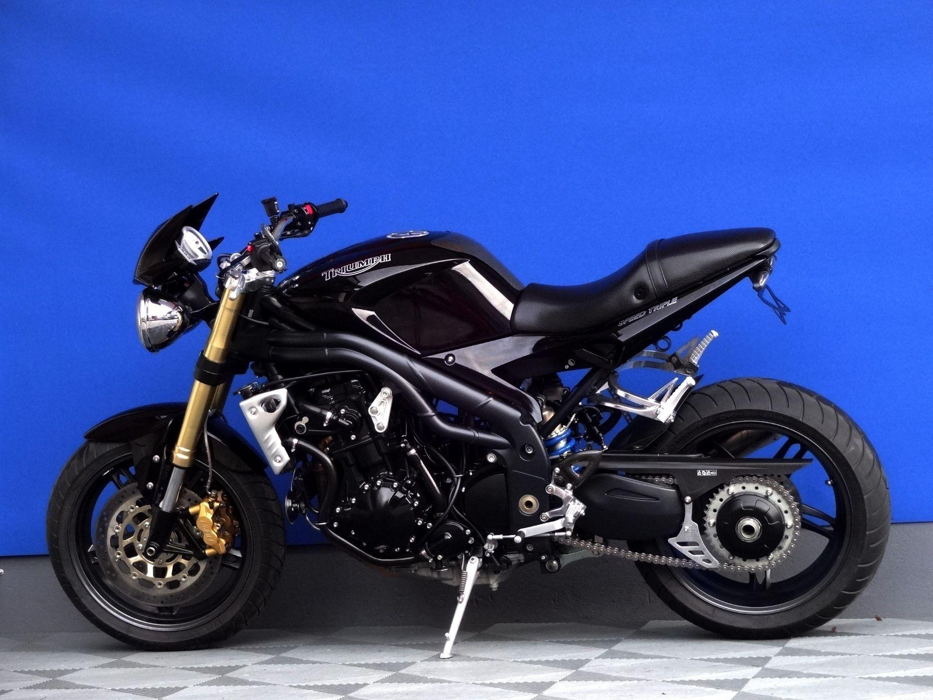 triumph speed triple 1050 vogel motorbikes sch pfheim occasions. Black Bedroom Furniture Sets. Home Design Ideas