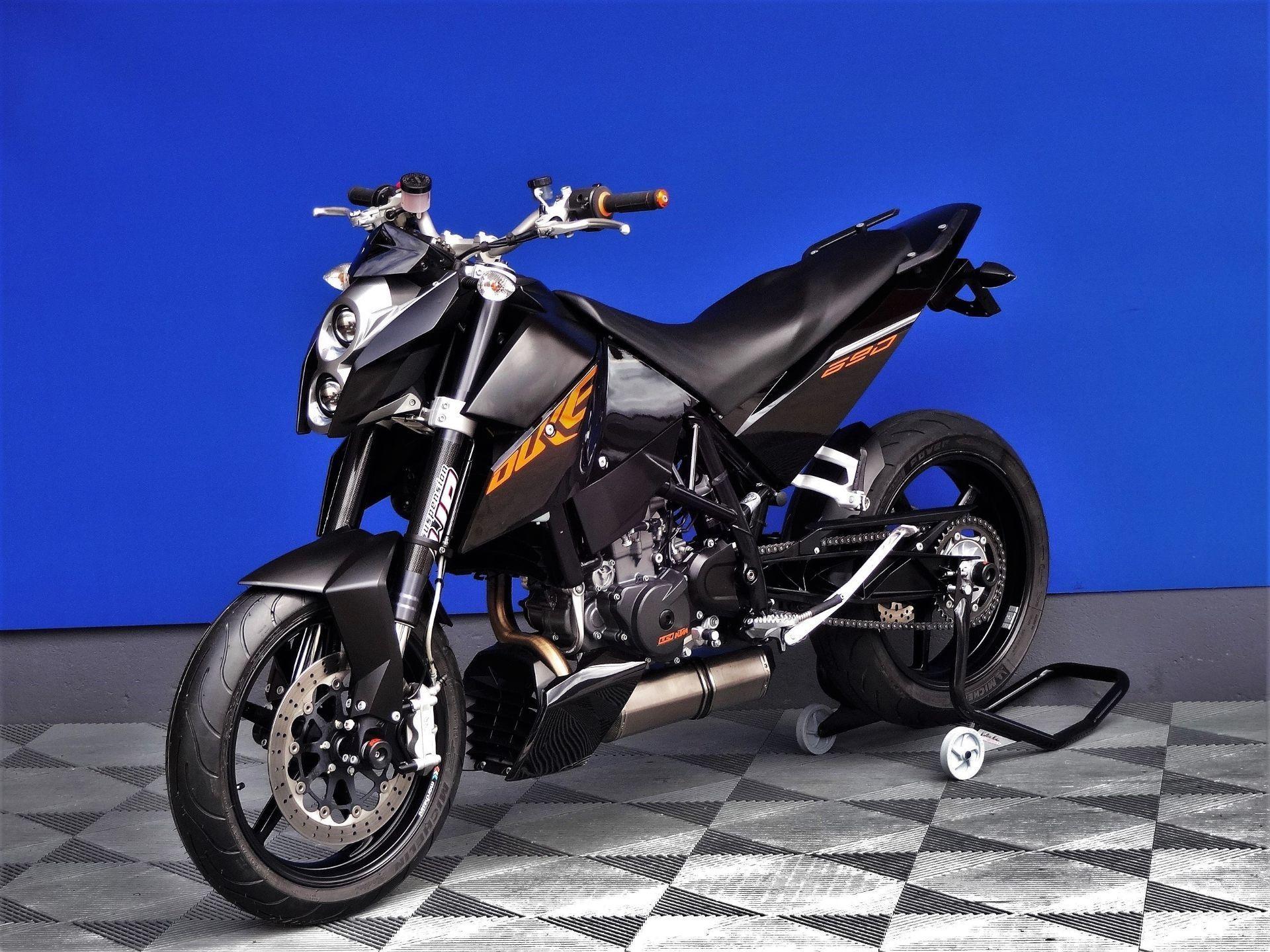 ktm 690 duke iii remus vogel motorbikes sch pfheim occasion. Black Bedroom Furniture Sets. Home Design Ideas