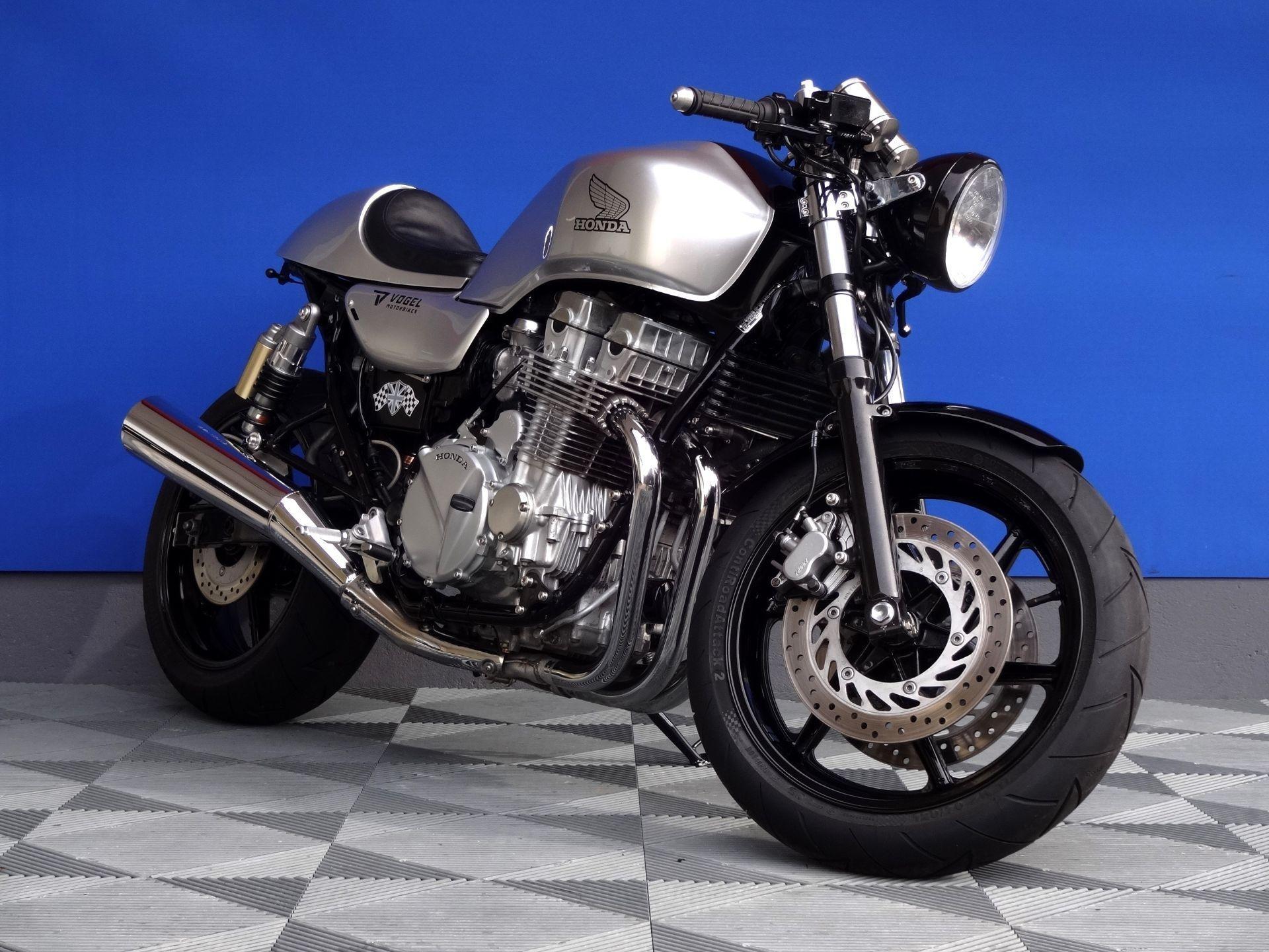 Honda Cb 750 F2 Seven Fifty Cafe Racer Vogel Motorbikes