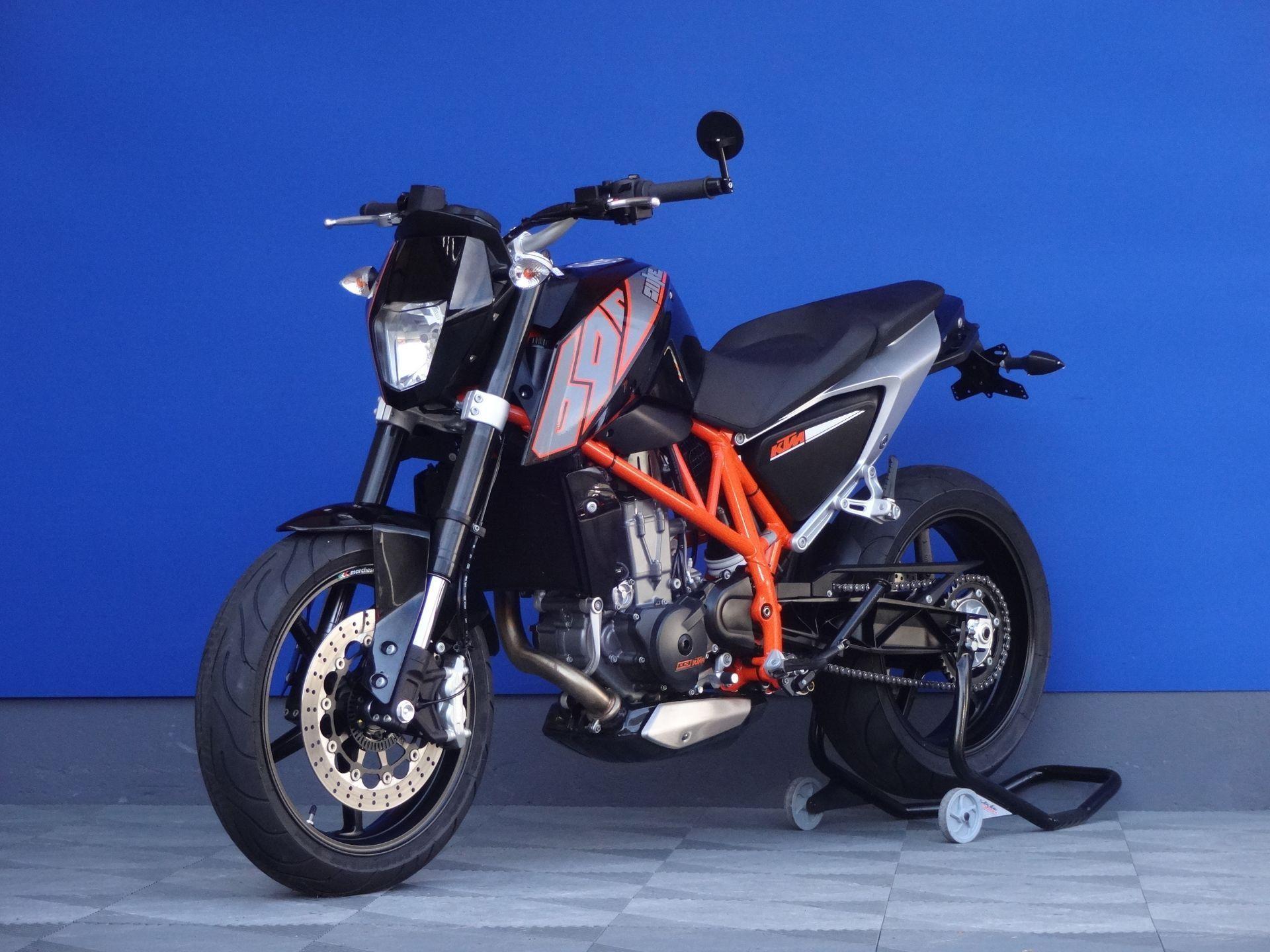 ktm 690 duke vogel motorbikes sch pfheim occasion. Black Bedroom Furniture Sets. Home Design Ideas