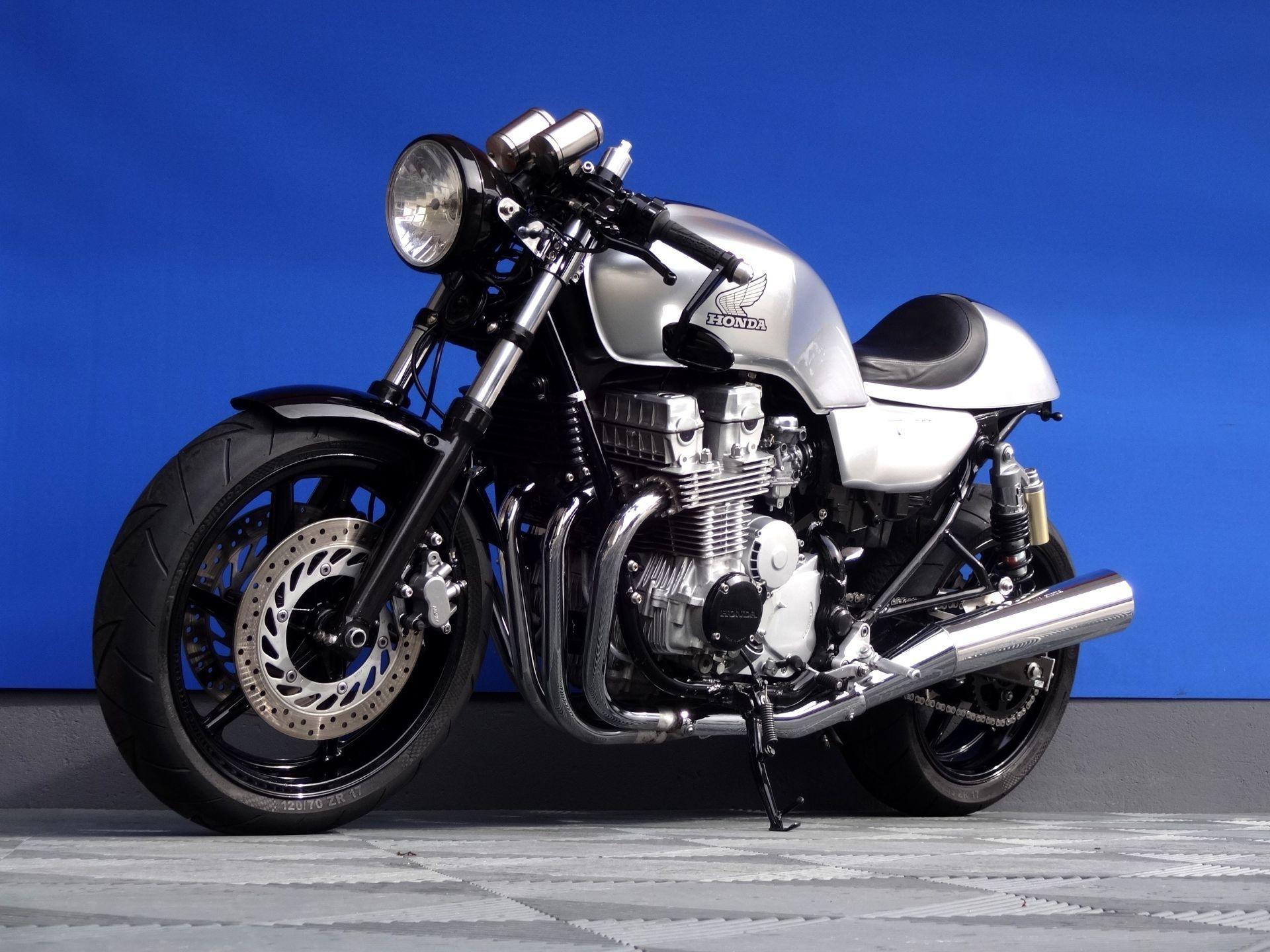 honda cb 750 f2 seven fifty cafe racer vogel motorbikes. Black Bedroom Furniture Sets. Home Design Ideas