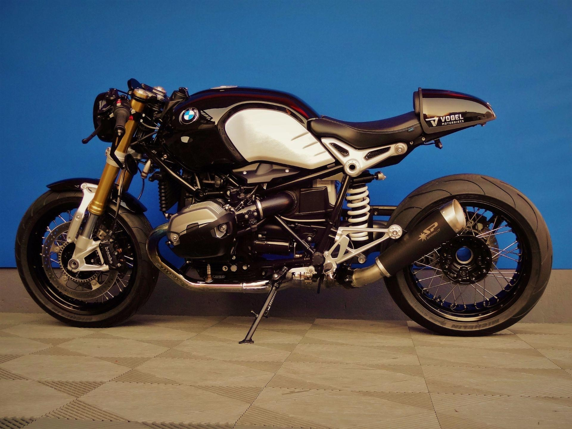 bmw r nine t abs cafe racer vogel motorbikes sch pfheim occasion. Black Bedroom Furniture Sets. Home Design Ideas
