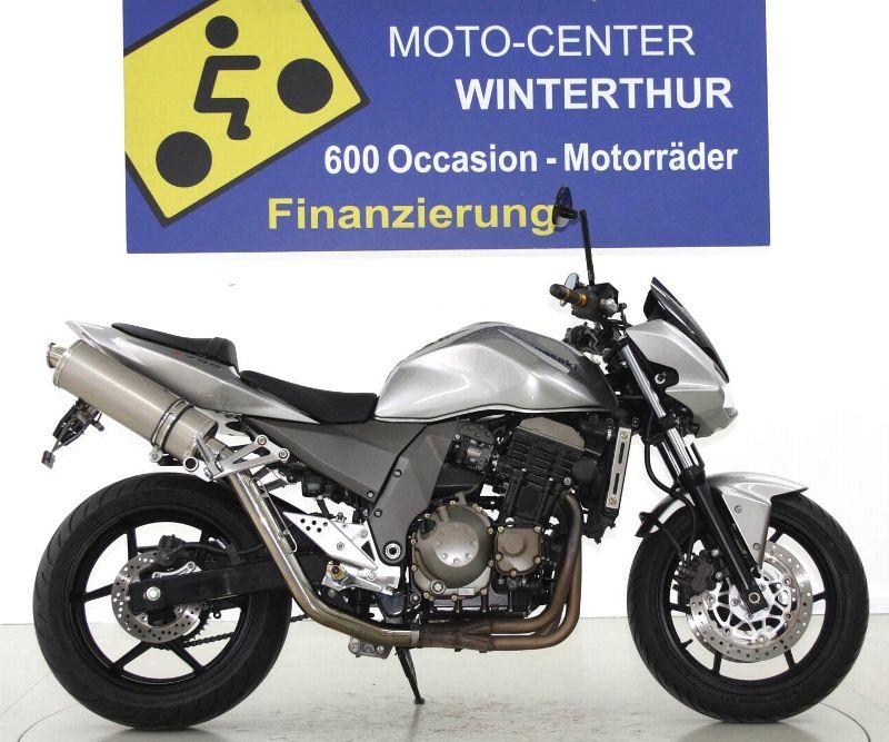 kawasaki z 750 moto center winterthur winterthur occasion. Black Bedroom Furniture Sets. Home Design Ideas