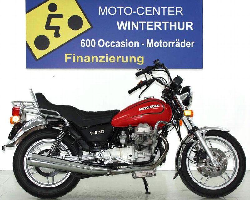 moto guzzi v 65 c moto center winterthur winterthur occasion. Black Bedroom Furniture Sets. Home Design Ideas