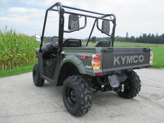 kymco mxu 700 i uxv 700i sbsc schmidli motorsport sempach station new vehicle bike. Black Bedroom Furniture Sets. Home Design Ideas