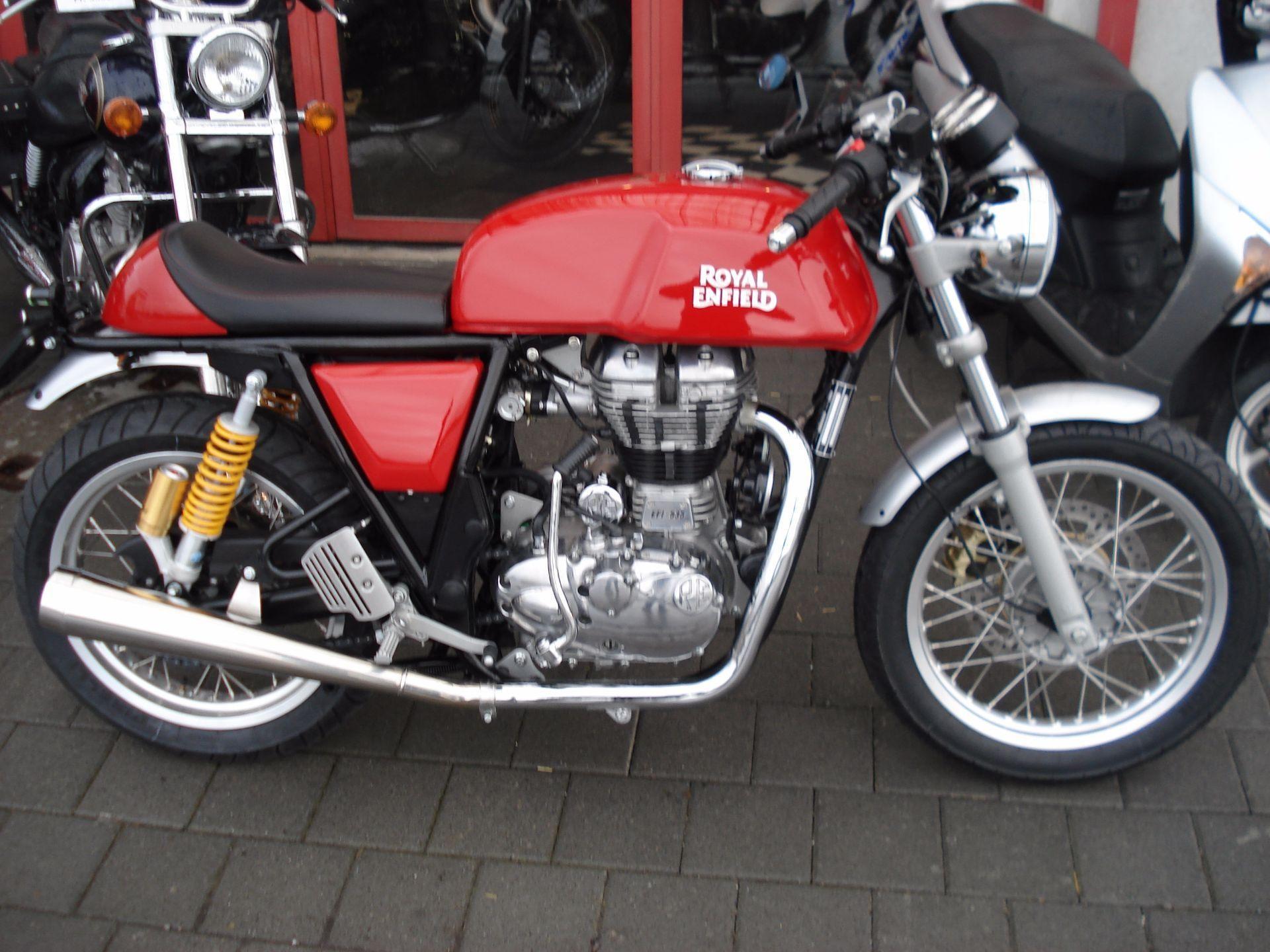 royal enfield continental gt 535 spezial janser bikes sch belbach neufahrzeug. Black Bedroom Furniture Sets. Home Design Ideas