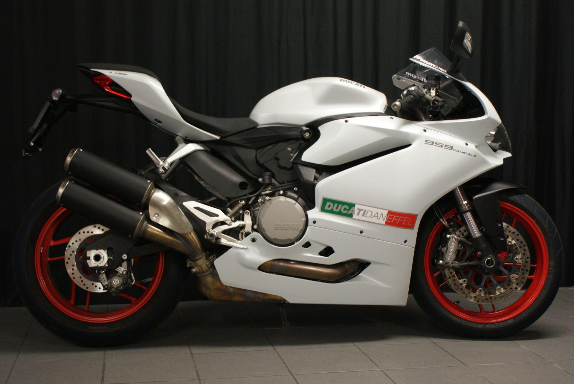 ducati 959 panigale abs daneffel motos wil occasion. Black Bedroom Furniture Sets. Home Design Ideas