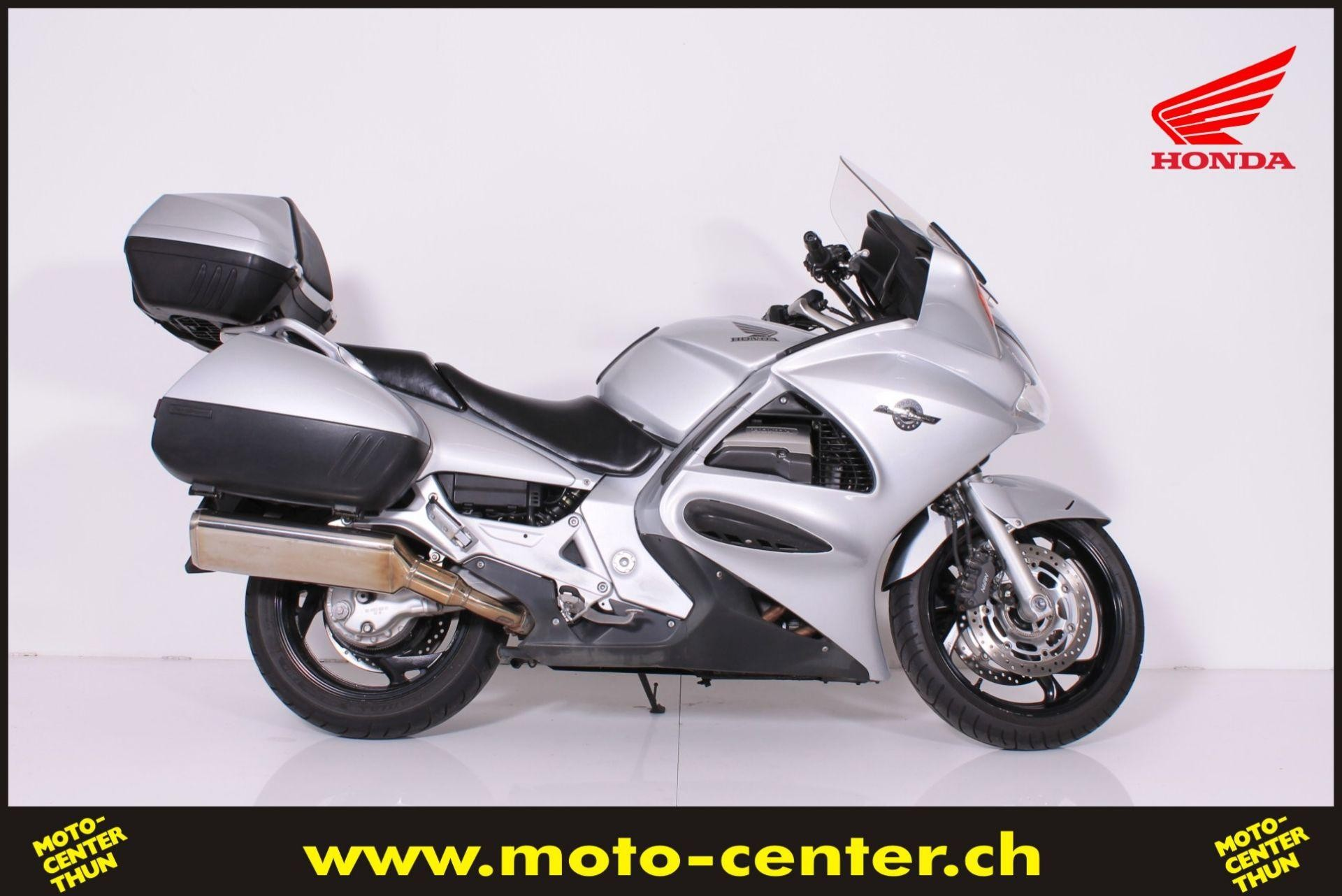 honda st 1300 a pan european abs moto center thun steffisburg occasion. Black Bedroom Furniture Sets. Home Design Ideas
