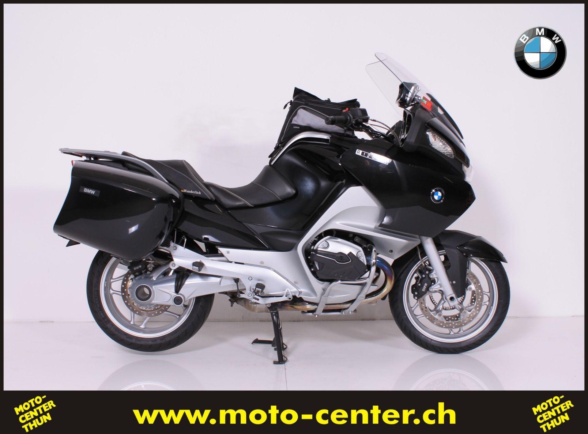 bmw r 1200 rt abs moto center thun steffisburg occasion. Black Bedroom Furniture Sets. Home Design Ideas