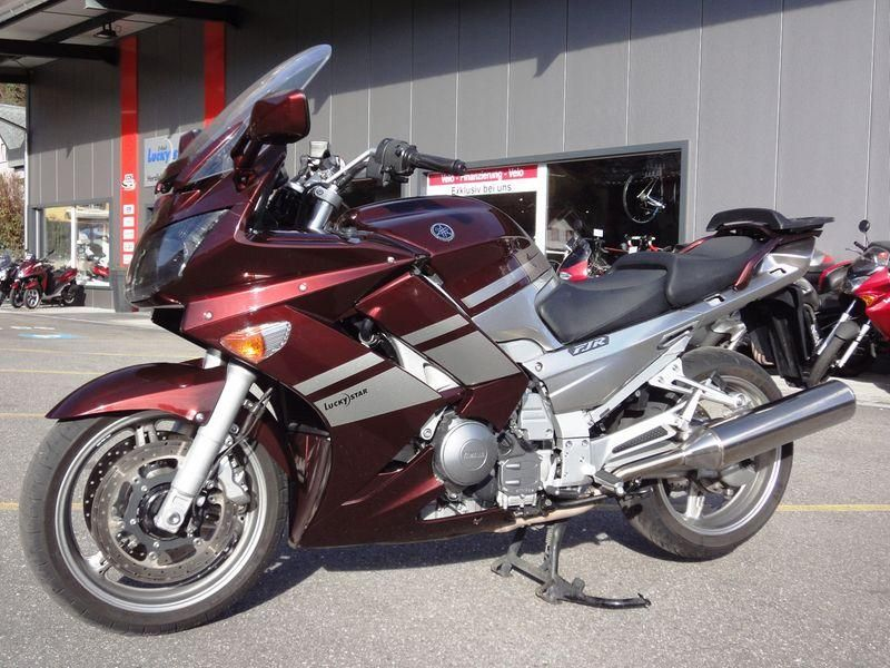 yamaha fjr 1300 as abs lucky star partners gmbh sargans occasion. Black Bedroom Furniture Sets. Home Design Ideas