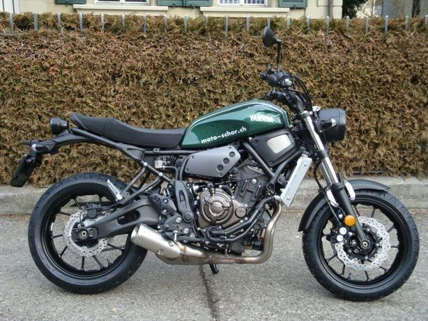 yamaha xsr 700 abs jetzt probefahren moto schor bern bern neufahrzeug. Black Bedroom Furniture Sets. Home Design Ideas