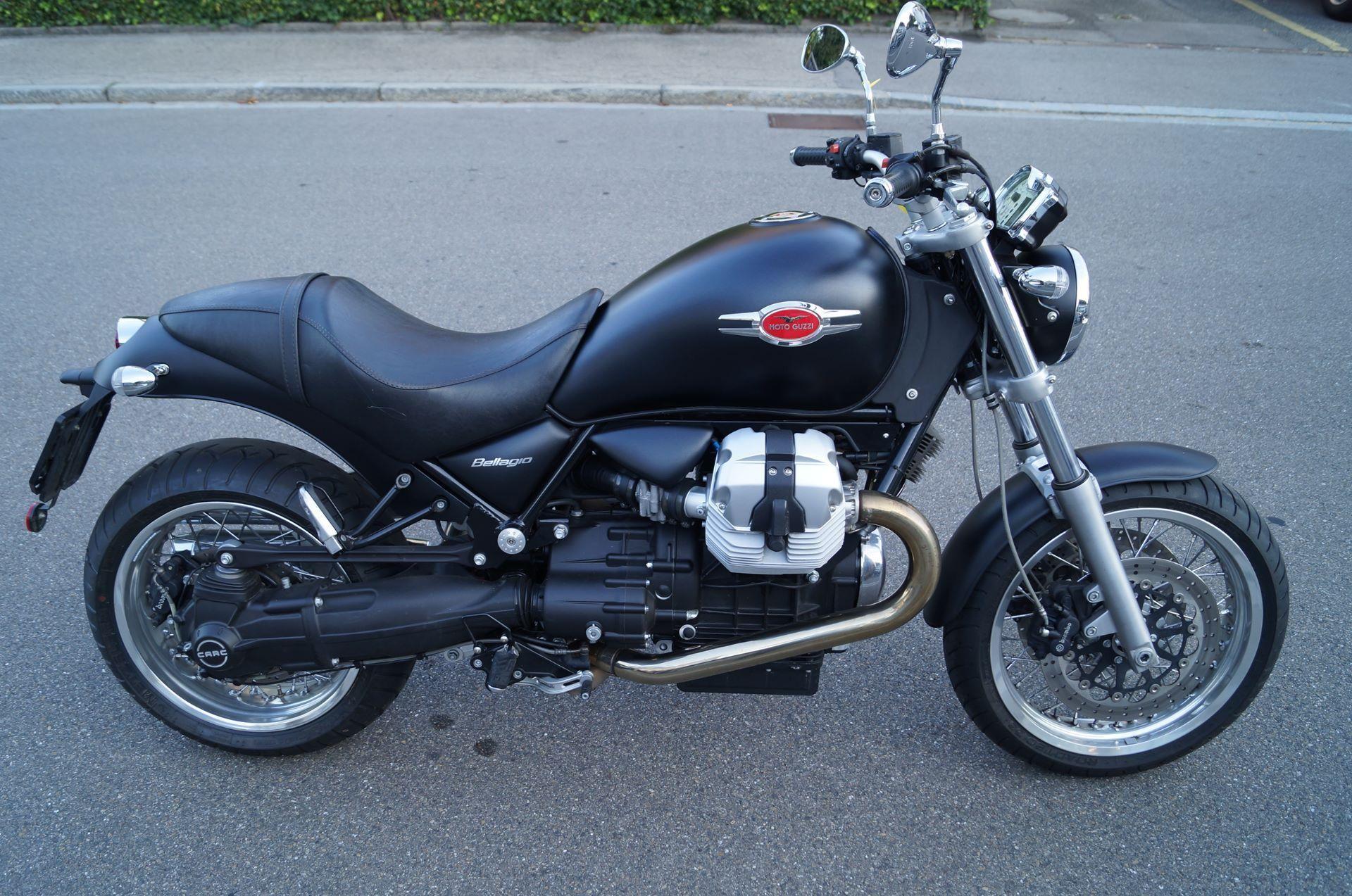 moto guzzi bellagio 940 scherrer motos steckborn occasion. Black Bedroom Furniture Sets. Home Design Ideas