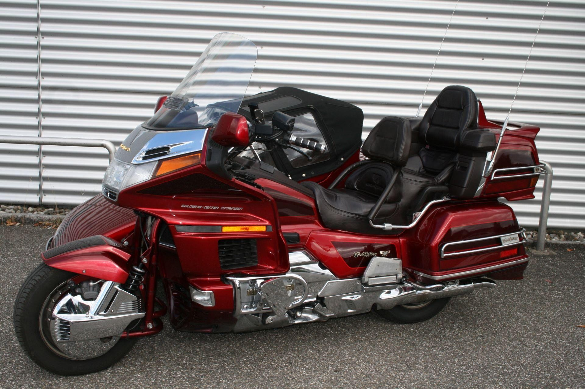honda gl 1500 gold wing se seitenwagen goldwing center. Black Bedroom Furniture Sets. Home Design Ideas