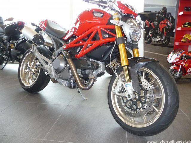 ducati 1100 monster s moto kaufmann lyss lyss occasion. Black Bedroom Furniture Sets. Home Design Ideas