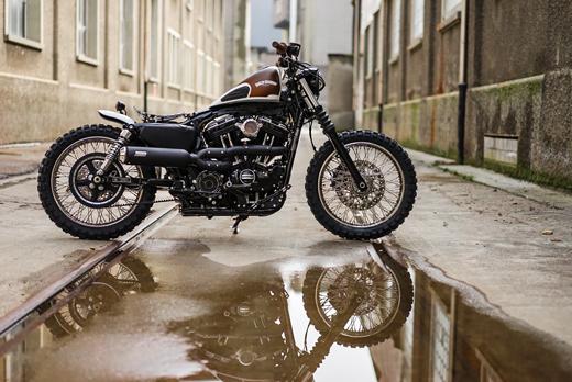 Harley-Davidson Custom King