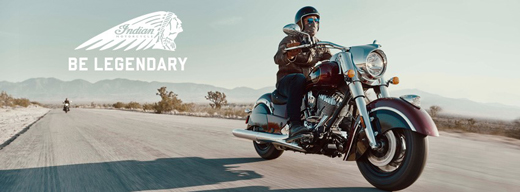 Indian Motorcycle Kult bleibt Kult