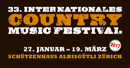 Januar Wettbewerb Country Festival Tickets