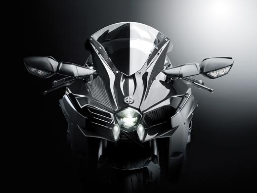 Exlkusive Kawasaki Ninja H2 Carbon