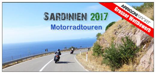 Sardinien Tours 2017