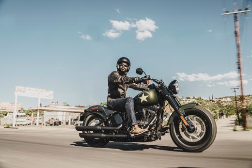 Harley-Davidson Legenden von morgen
