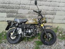 Acheter une moto neuve SKYTEAM Sky 125 (minibike)