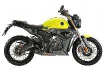 Acheter une moto neuve ZONTES ZT 125 G1 (retro)