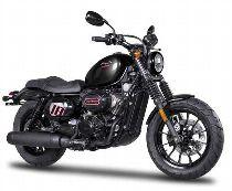 Acheter une moto neuve HYOSUNG GV 125 S Aquila (custom)