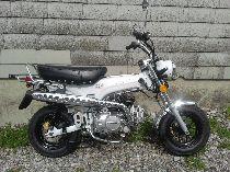 Motorrad kaufen Neufahrzeug SKYTEAM Skymax 125 (minibike)
