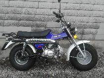 Acheter une moto neuve SKYTEAM T-Rex 125 (enduro)
