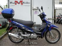 Motorrad kaufen Occasion SUZUKI FL 125 Address (roller)