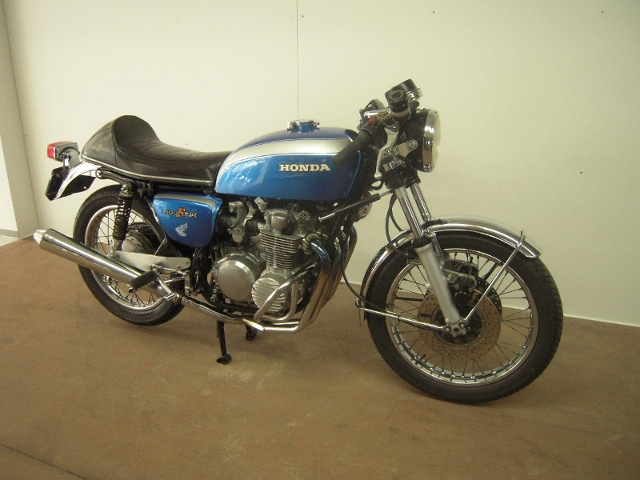Motorrad kaufen HONDA CB 500 Four Cafe Racer Oldtimer