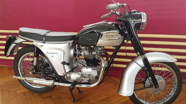 Motorrad kaufen TRIUMPH Thunderbird 6T Oldtimer
