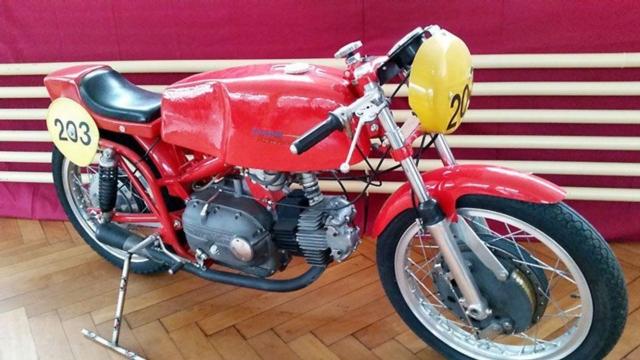 Motorrad kaufen AERMACCHI A LA VERDE 250 Oldtimer