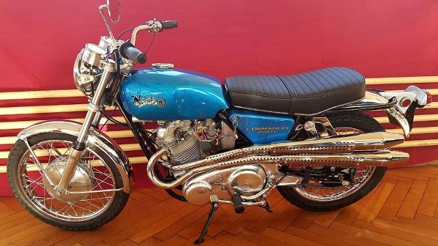 Motorrad kaufen NORTON Commando 750 R/S Oldtimer
