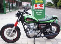 Acheter une moto Démonstration KAWASAKI W 800 (retro)