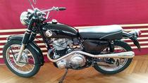 Motorrad kaufen Oldtimer NORTON P11