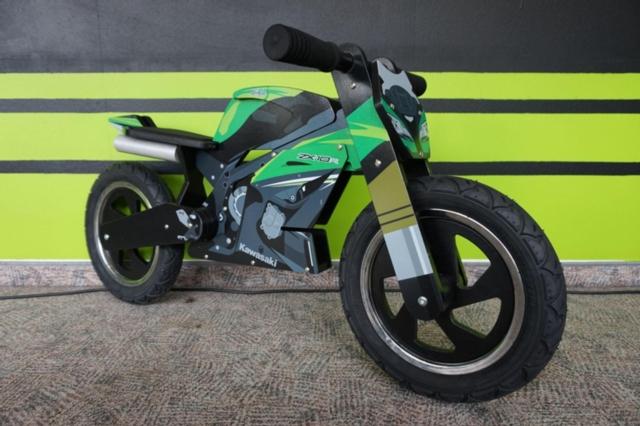 Motorrad kaufen KAWASAKI Spezial Kiddy Moto ZX-10R Superbike Replica Neufahrzeug
