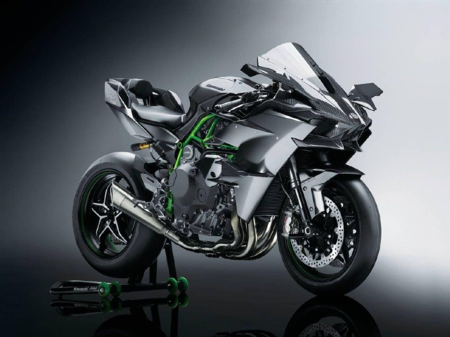 Acheter une moto KAWASAKI Ninja H2 R (Handgefertigt) neuve
