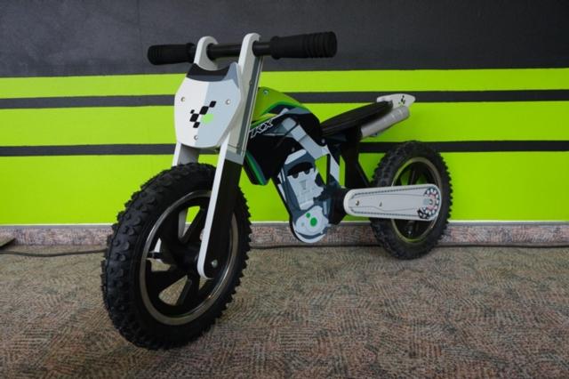 Motorrad kaufen KAWASAKI Spezial Kiddy Moto KX450F Replica Neufahrzeug