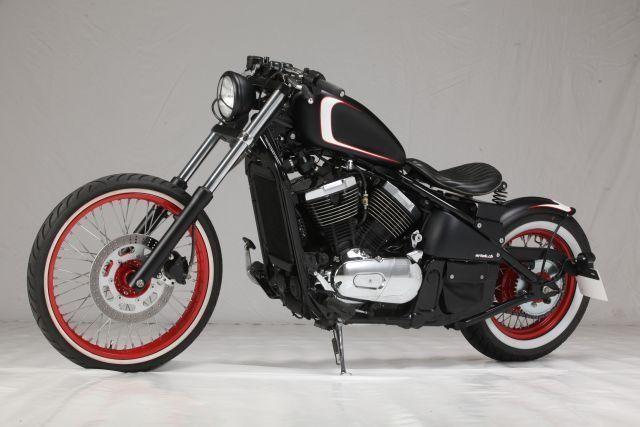 motorrad occasion kaufen kawasaki vn 800 artek 79. Black Bedroom Furniture Sets. Home Design Ideas