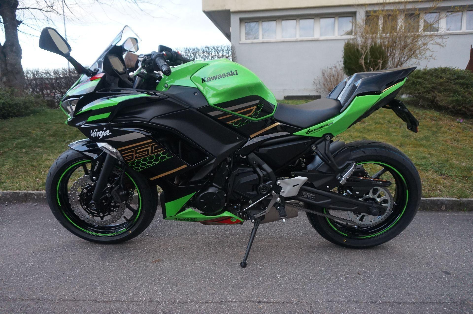 Louer moto KAWASAKI Ninja 650 ABS ABS KRT Edition