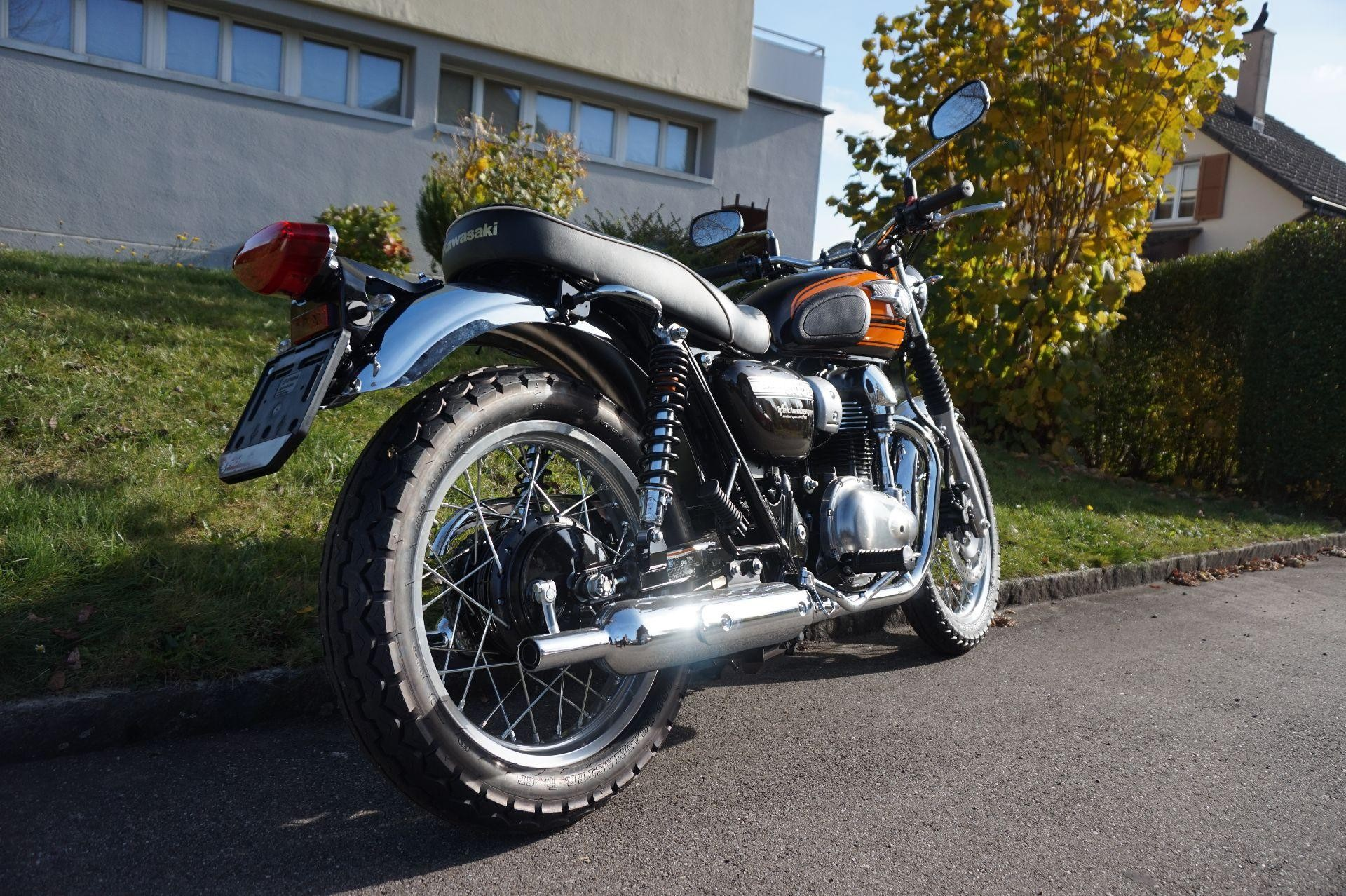 KAWASAKI W 800 Final Edition 35kW Micro Blinker Pre Owned