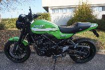 Acheter moto KAWASAKI Z 900 RS ABS Vintage Lime Green Retro