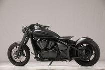 Motorrad kaufen Occasion KAWASAKI VN 900 Custom (custom)