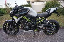 Motorrad Mieten & Roller Mieten KAWASAKI Z 900 (Naked)