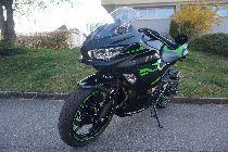 Louer moto KAWASAKI Ninja 400 (Sport)